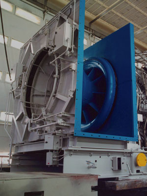 6FA Heavy Duty Gas Turbine